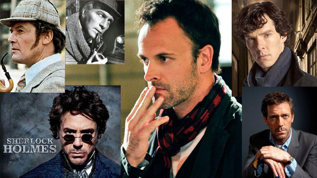 Dos siglos de Sherlock Holmes en cine y tv