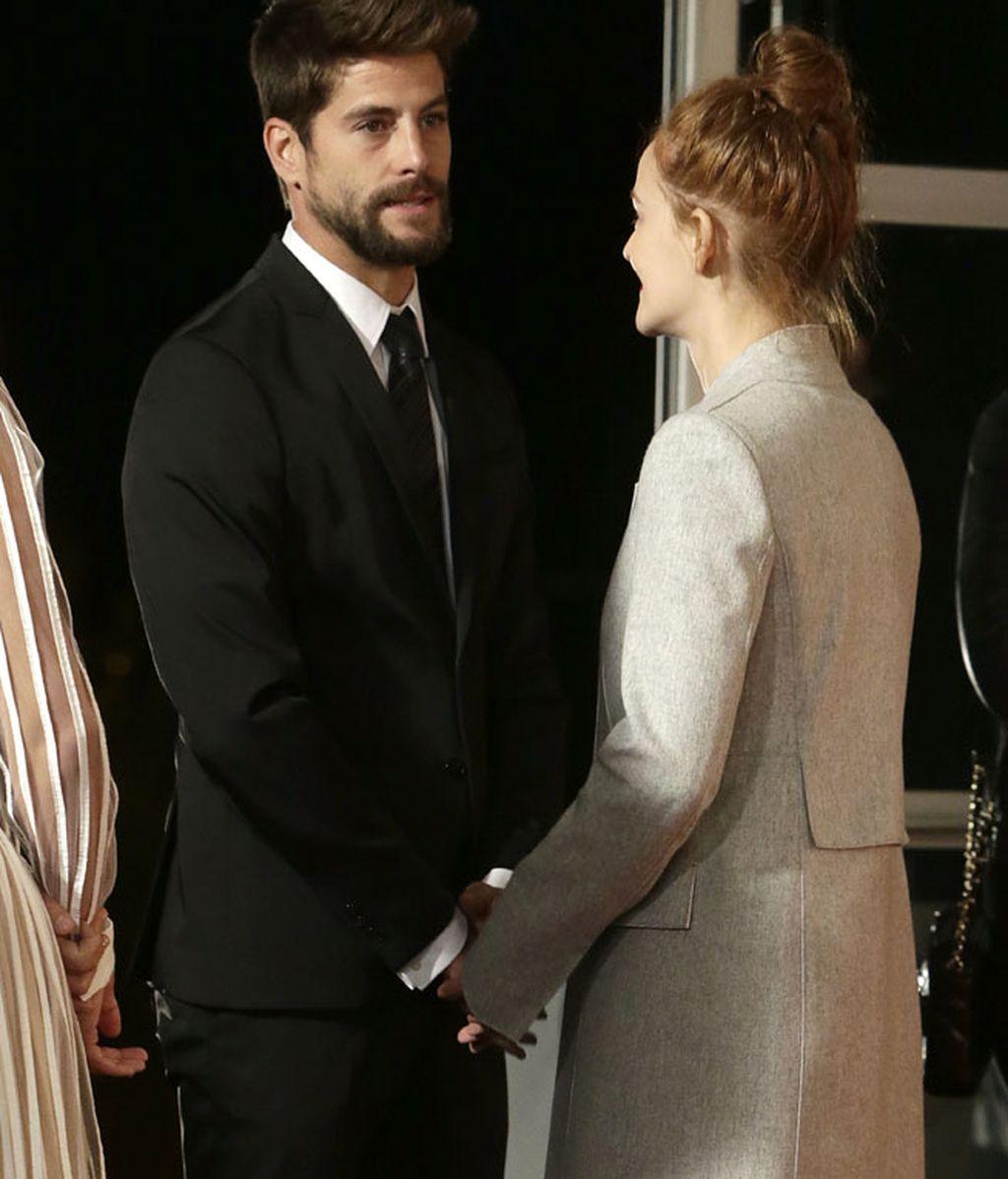 Fernández y Polvorosa continúan con su relación