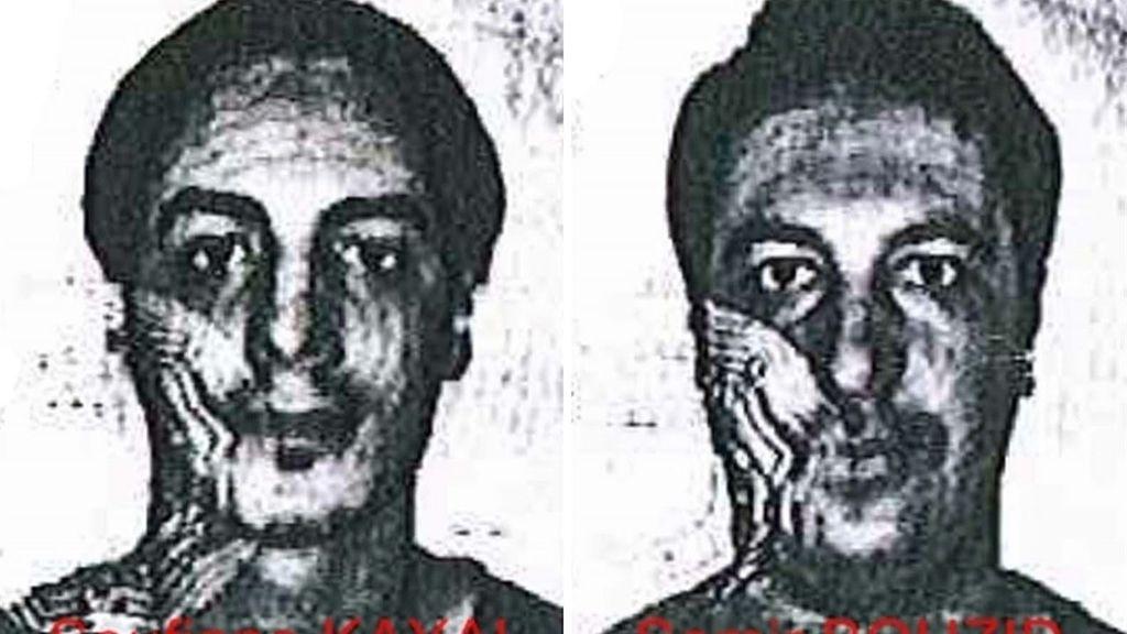 Bélgica busca a dos sospechosos más de los atentados de París
