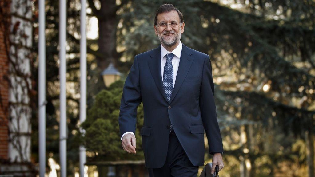 Mariano Rajoy accede a La Moncloa como presidente
