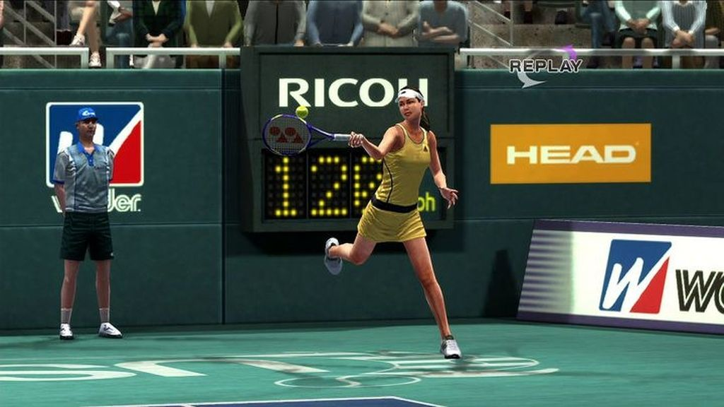 playmi, virtua tennis 4, vjuegos