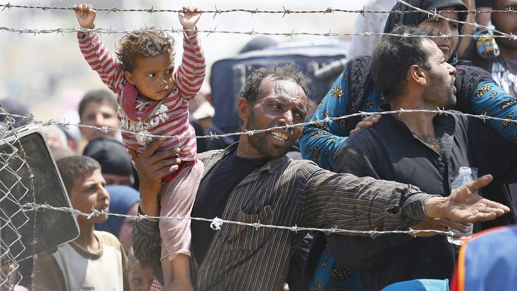 Europa blinda la frontera a los refugiados