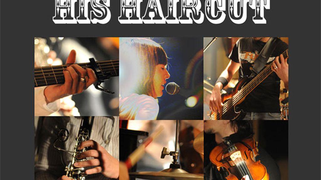 His Haircut