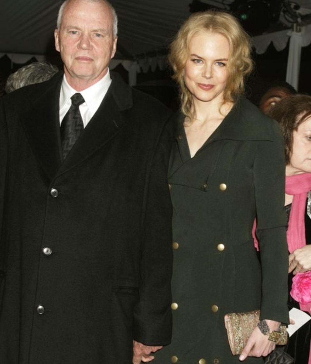 Fallece Toby Kidman, el padre de Nicole Kidman