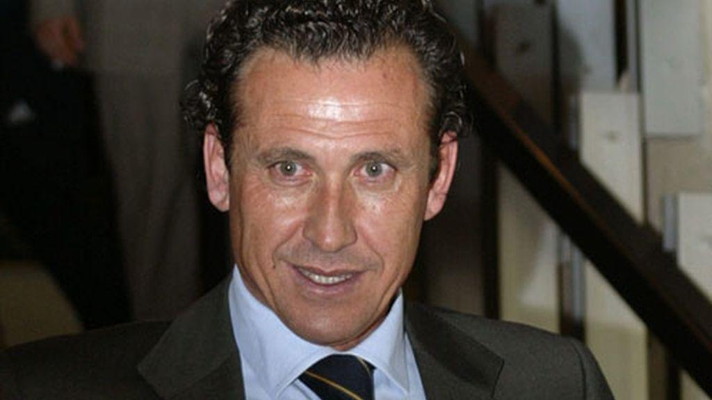Jorge Valdano, destituido