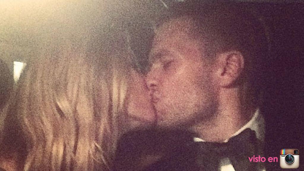 Gisele Bündchen compartió esta romántica foto junto a Tom Brady