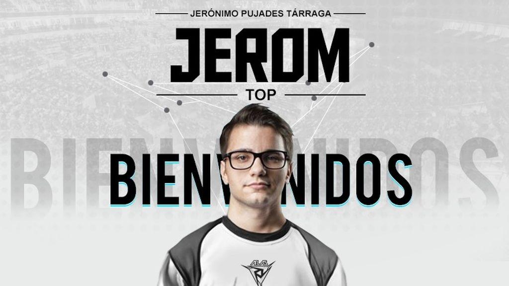 Jerónimo Jer0m Pujades, Turquía, LCS, LVP, LoL