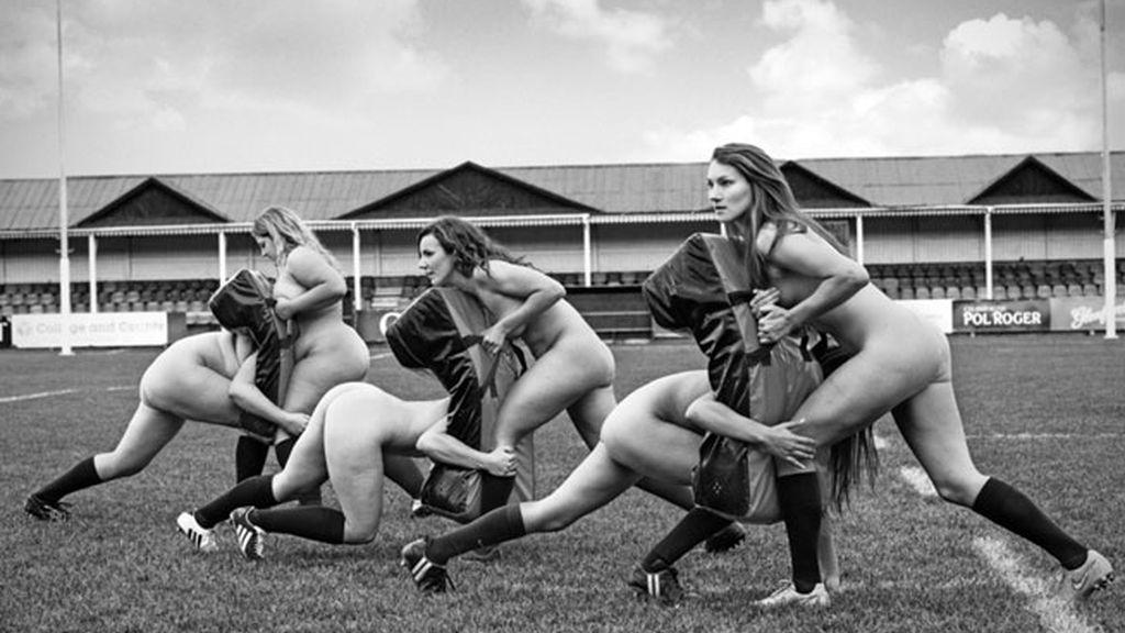 Las futbolistas de la Universidad de Oxford contra la anorexia