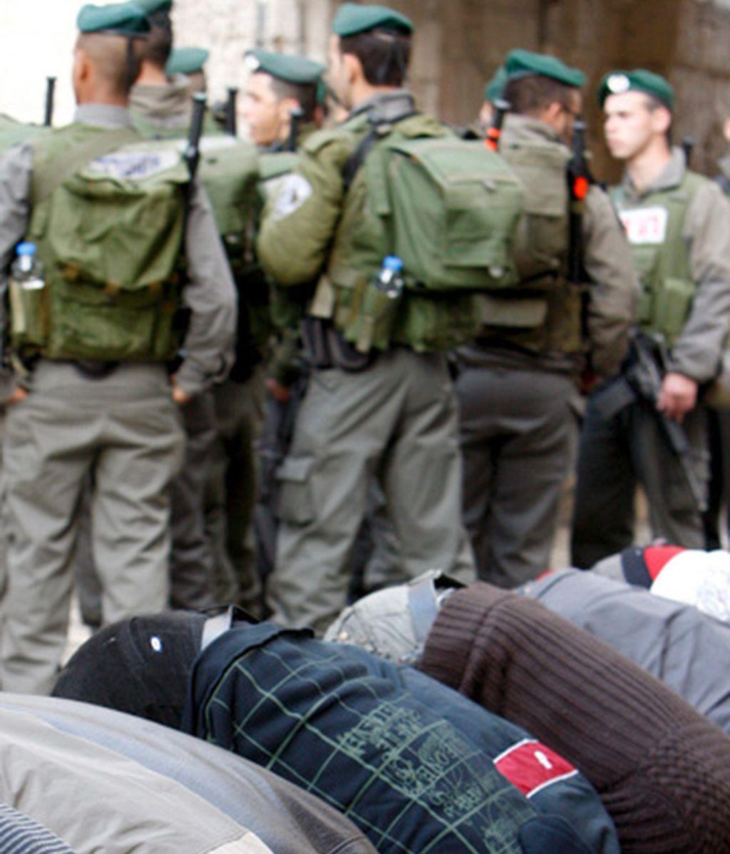 Arrestos y enfrentamientos en Israel