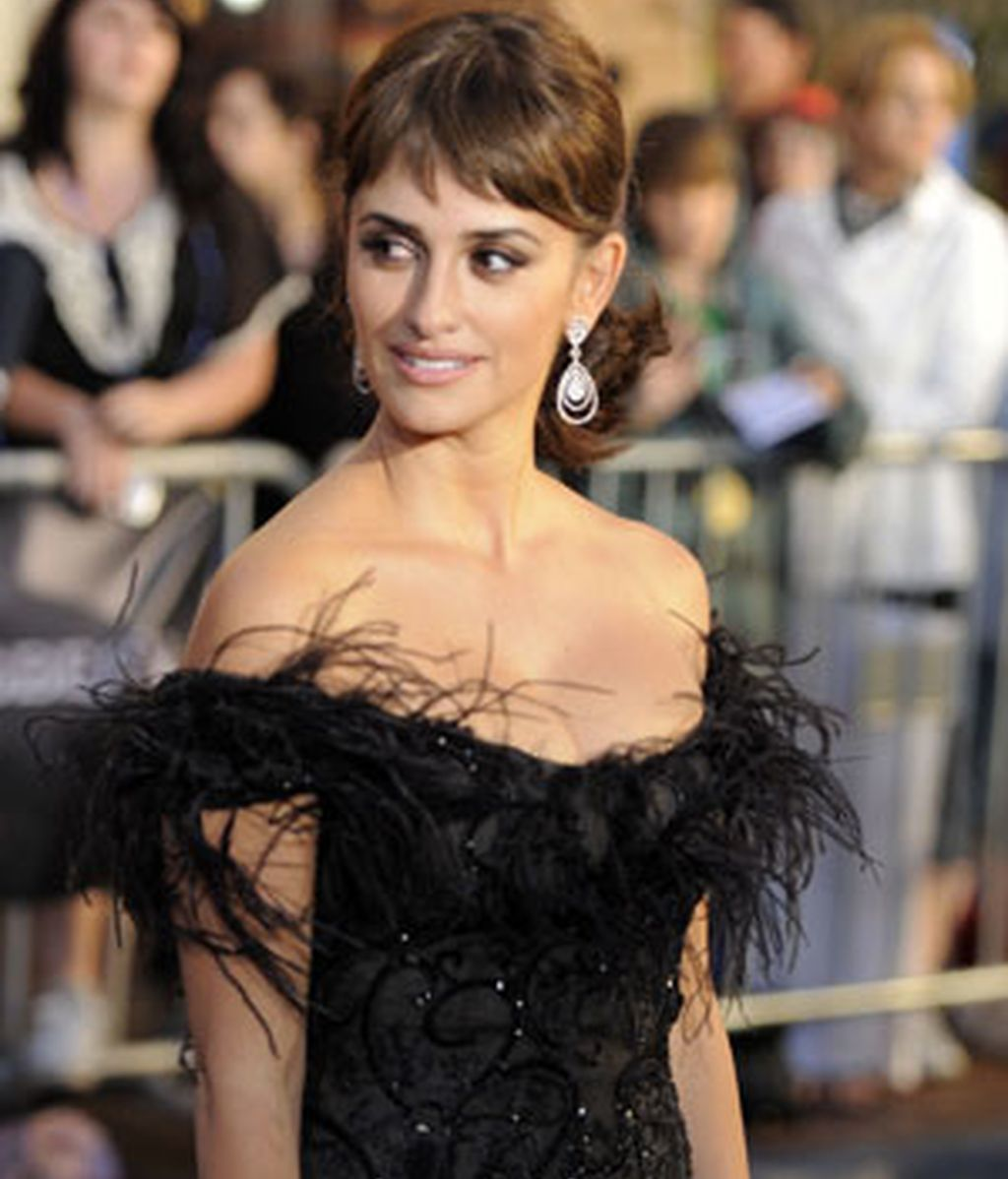 "Penélope Cruz ""post-mamá"""