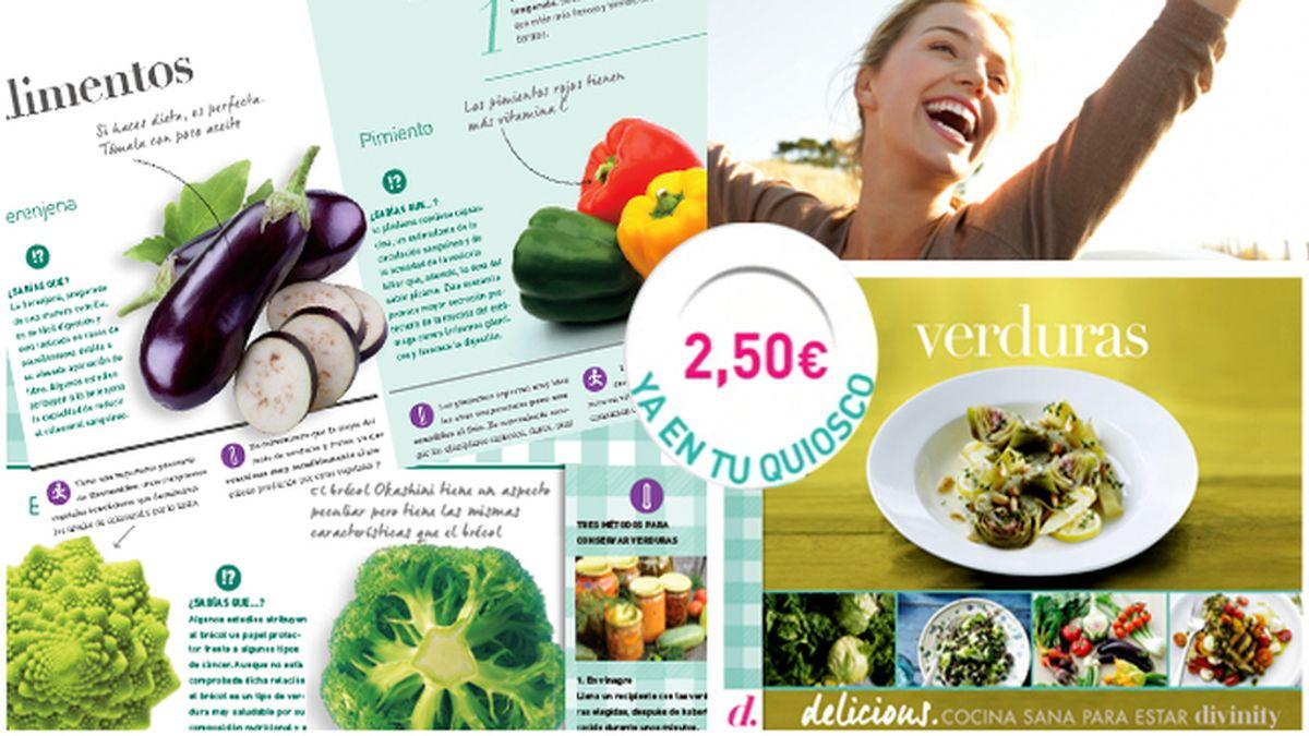 Delicious: Verduras