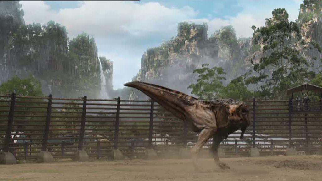 El ataque de los carnotauros