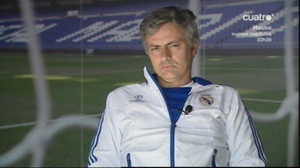 Mourinho solo piensa en Champions