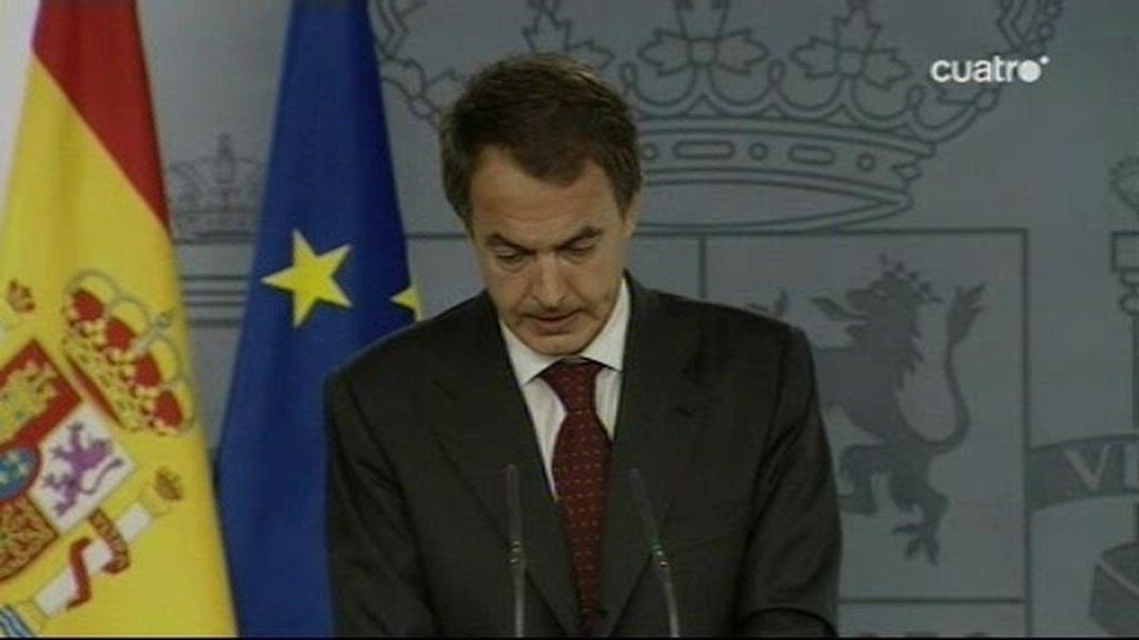 Zapatero remodela el Gobierno