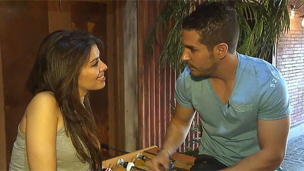 Rafa sorprende positivamente a Yasmina