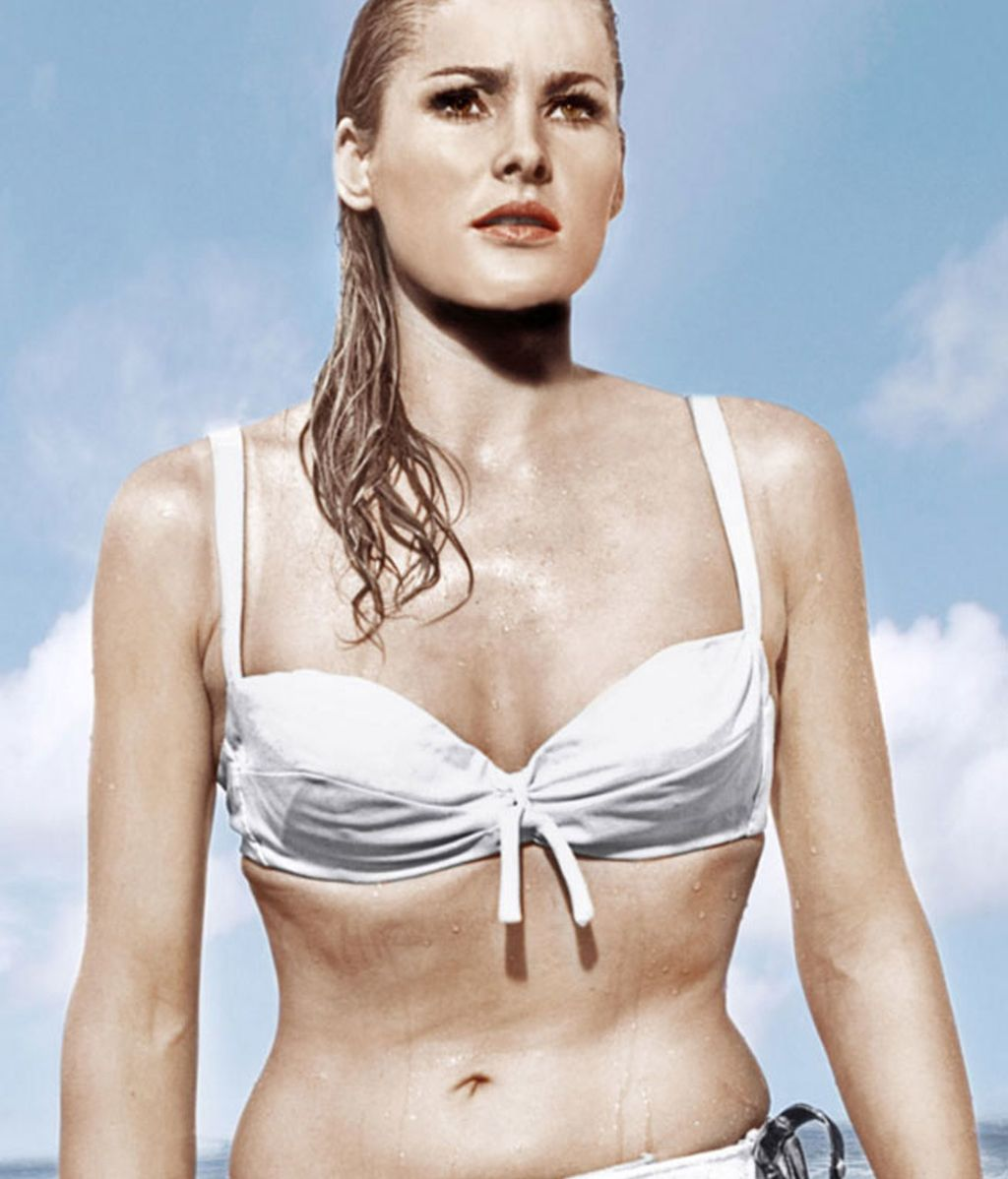 Ursula Andress, en '007 contra el doctor no'