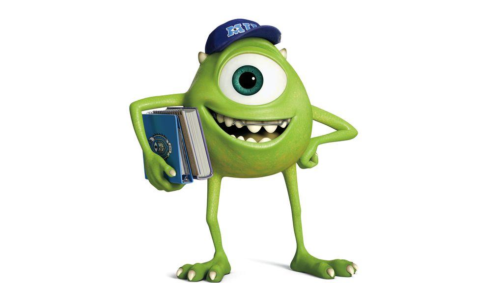 Estos son los personajes de 'Monstruos University'