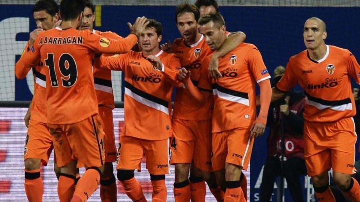 El Valencia CF a la venta