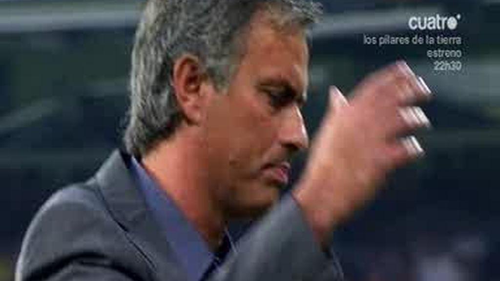 Los pitos del Bernabéu