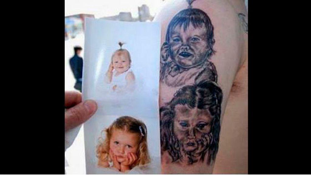 Cuando te tatúa un 'chapucero'
