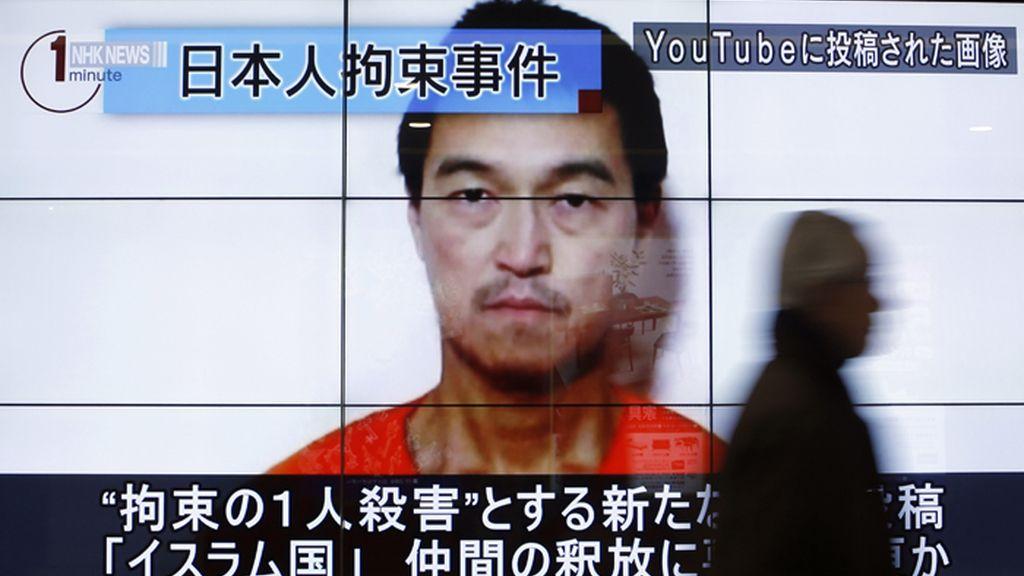 Kenji Goto, uno de los dos rehenes japoneses amenazados de muerte por el Estado Islámico