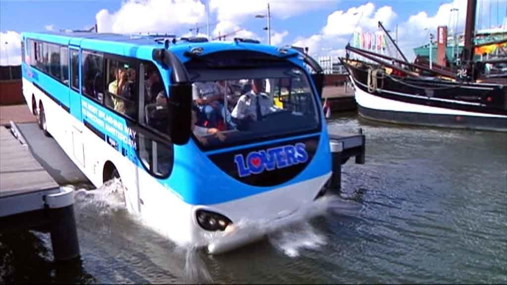 'Callejeros Viajeros' se sumerge en los 'Canales de Ámsterdam'