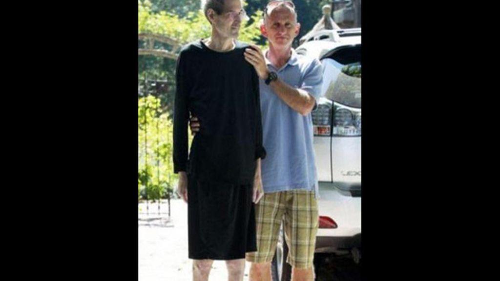 Última imagen de Steve Jobs antes de morir de cáncer en 2011