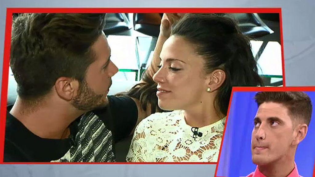 "Samira, a Adrián: ""Te quiero"""