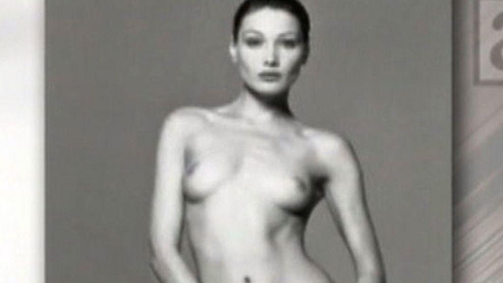 La primera dama francesa