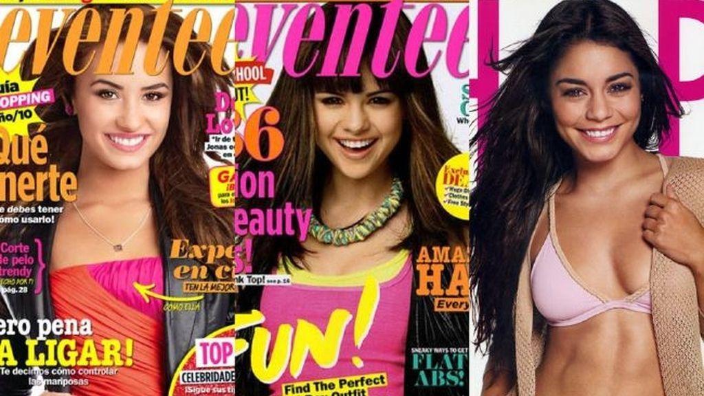 Son portadas de revista