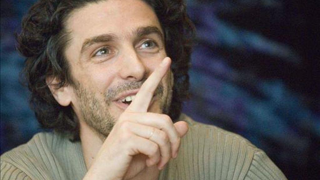 Después de pasar diez años trabajando en España, Sbaraglia retornó a Argentina y desde entonces no ha dejado de recibir propuestas laborales, lo que le ha llevado a pensar en volver a establecerse en Buenos Aires. En la foto Sbaraglia en junio de 2007. EFE/Archivo