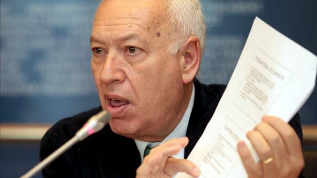 Ministerio de Asuntos Exteriores: José Manuel García Margallo
