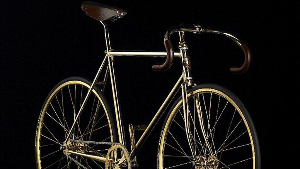 La bici más cara del mundo