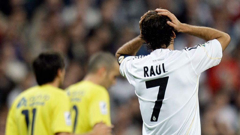 El Madrid hace el ridículo en casa (1-0)