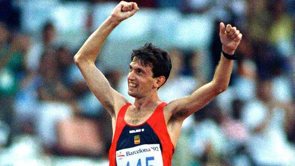 Barcelona 1992: Daniel Plaza - Atletismo (20km marcha )