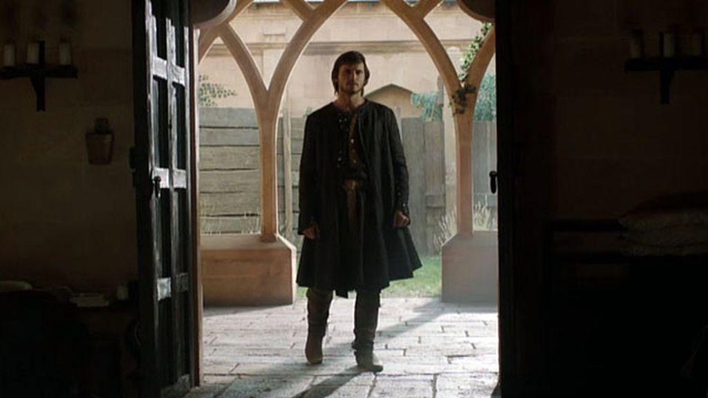 Merthin vuelve a Kingsbridge en 'Torre' (T01xC06)