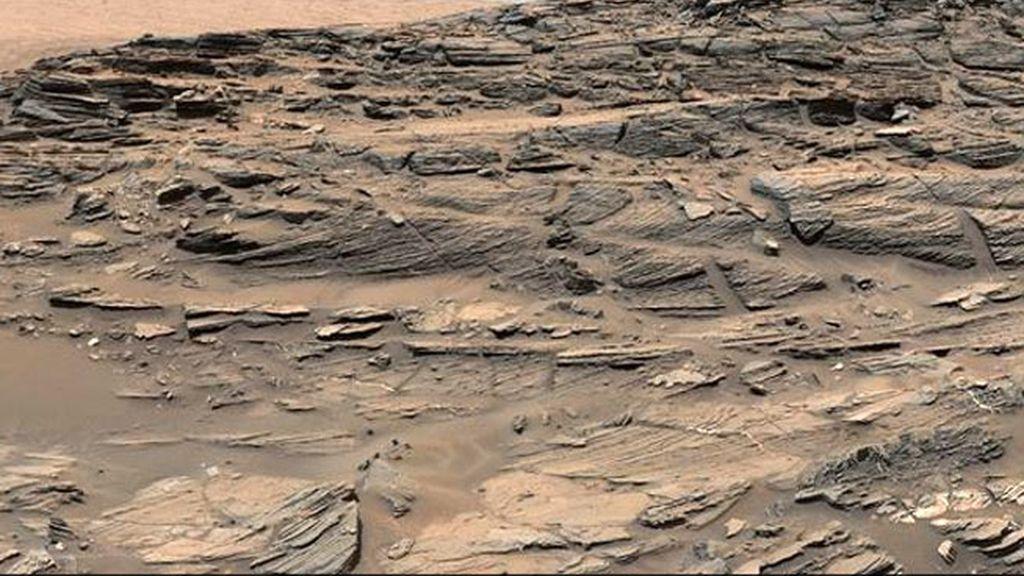rover Curiosity,dunas petrificadas Marte,Marte