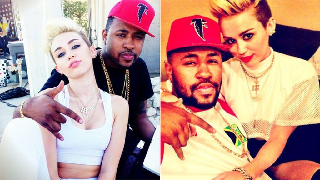 Mike Will, el nuevo apoyo de Miley Cyrus