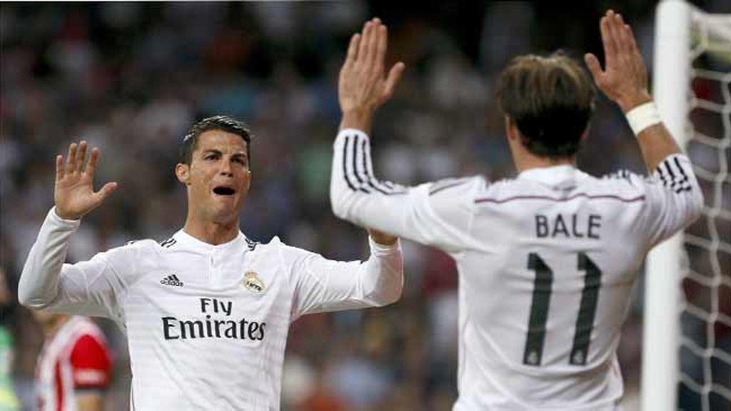 El Real Madrid no perdona la fragilidad del Athletic