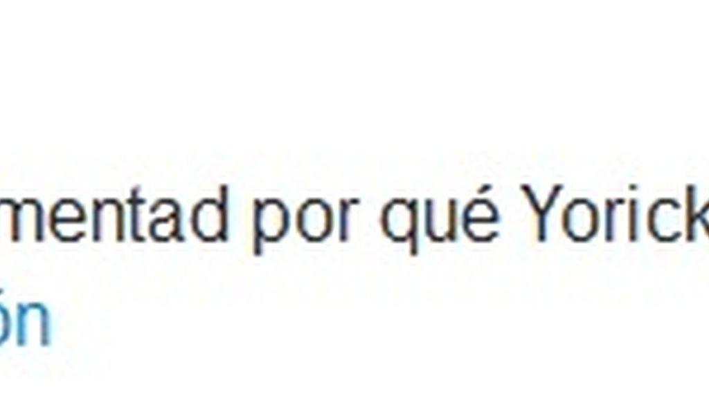 YorickRotación, twitter, eSports, League of Legends, SalsaLoL