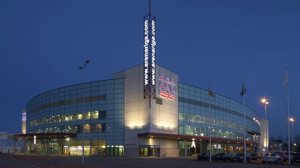 Arena Riga (Letonia)