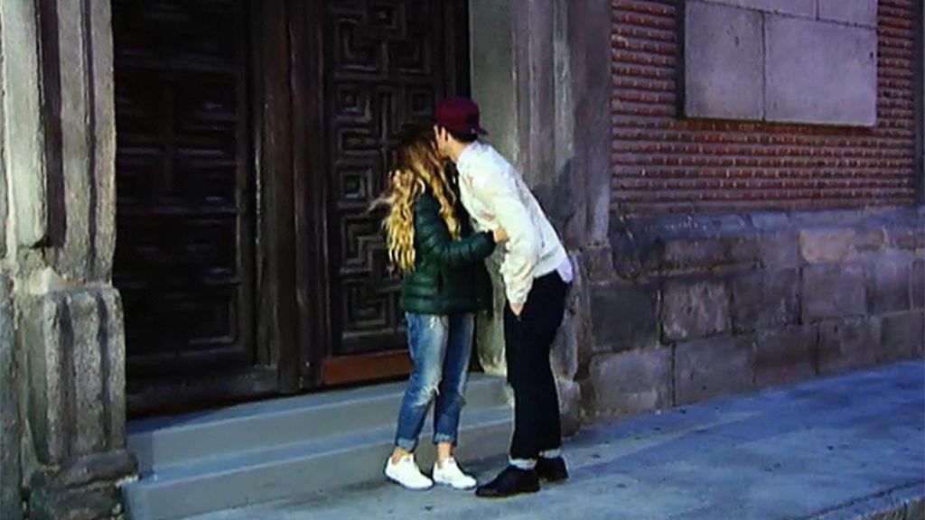 """Fede: """"Me gusta que sea una loca perdida, estar con ella y pasármelo bien"""""""
