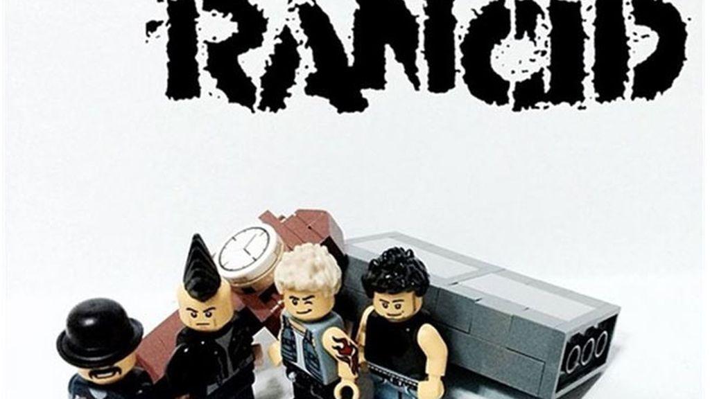 Lego grupo Rancid