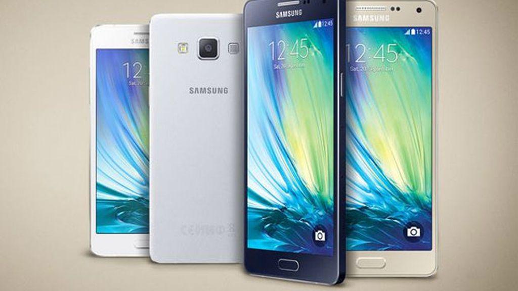 Samsung Galaxy A5,Samsung Galaxy A3