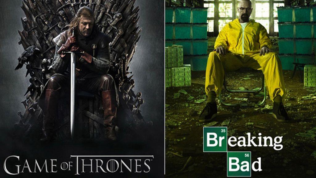 Juego de tronos y Breaking Bad, las series más pirateadas de 2013