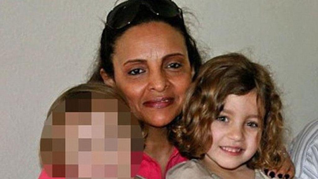 La niñera asesina, junto a sus víctimas. Foto: Daily Mail