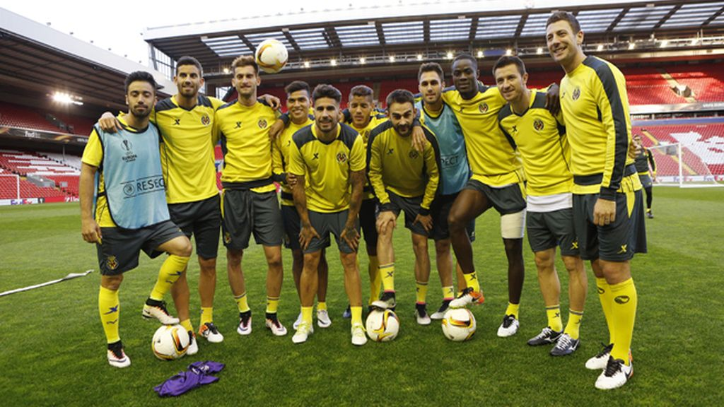 Anfield dicta sentencia para el Villarreal