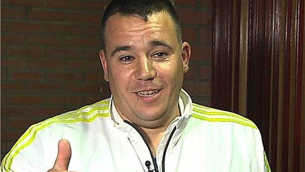 Santiago Navarro, 31 años (Madrid)