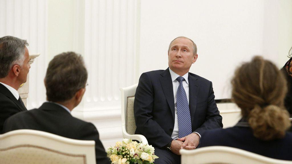 La OSCE media entre Rusia y Ucrania