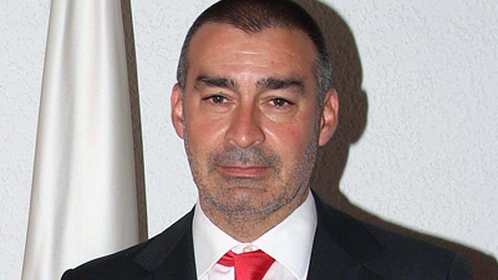 Marc Mur, alcalde de Flix